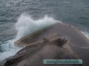 Le onde sul Ventegà!!!