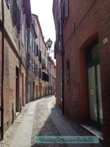 Via Mazzini, il Ghetto Ebraico