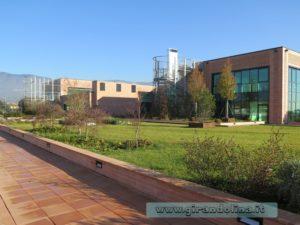 Il giardino Pensile al Pallavicini Center
