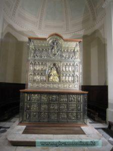 L' Altare Argenteo di San Zeno