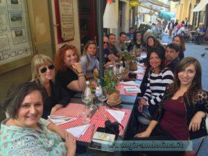Tutti i Blogger invitati a pranzo