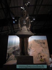 Statua di Tutankhamon