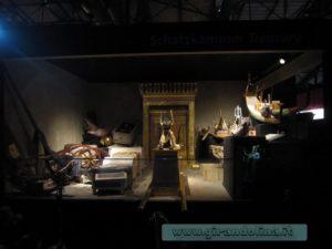 Il corredo funerario del Re