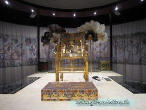 Il trono reale