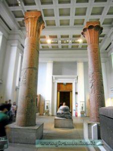 British Museum- Sala dell' Antico Egitto