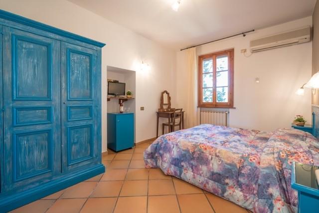Le camere di Palazzo Bandino