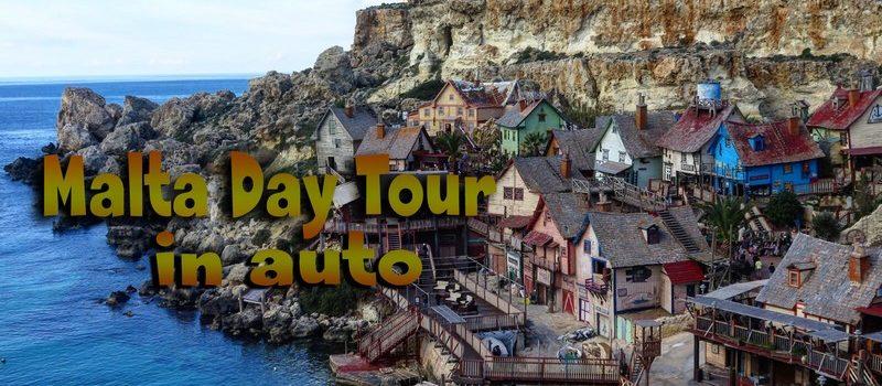 Malta Day Trip in auto nel nostro piccolo video