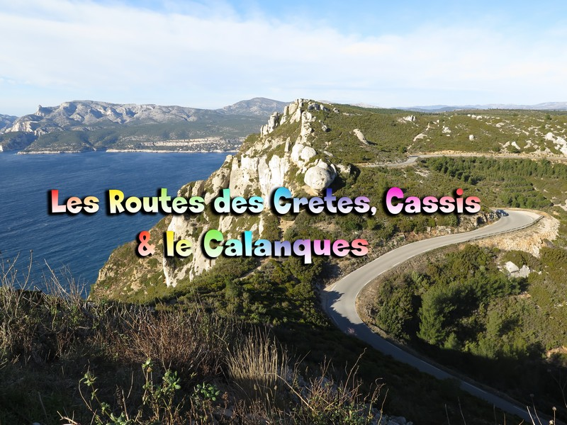 Video day tour fra la Route des Cretes, Cassis e les Calanques