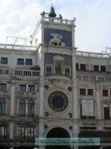 Piazza San Marco , Torre dell' Orologio