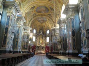 Il Duomo di Bressanone interno