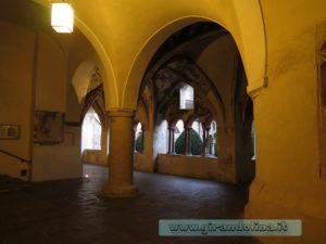 Il Chiostro del Duomo
