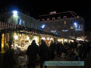 Mercatino di Natale di Bolzano in Piazza Walther