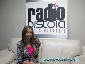Elisa a Radio Pistoia