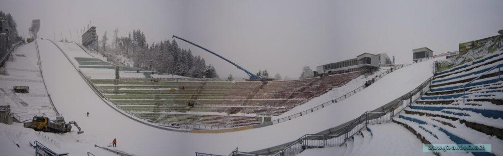 Trampolino di lancio Bergisel - Innsbruck