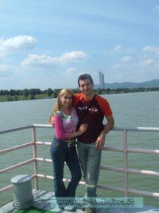 L'Isola del Danubio