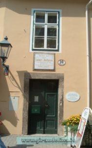 La città di Baden, la casa di Beethoven