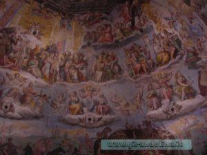 Duomo di Firenze, interno della Cupola