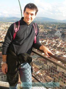 Dalla terrazza del Duomo
