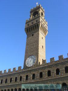 Torre degli Arnolfi, Palazzo Vecchio