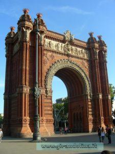L' Arco di Trionfo