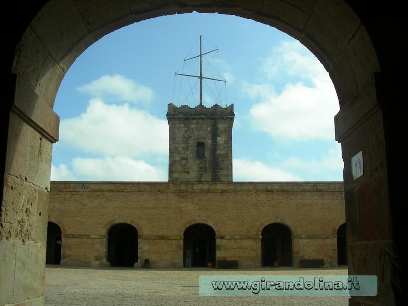 Castello di Montjuc