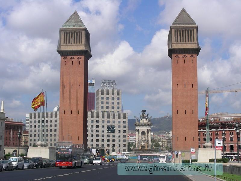 Piazza Espanya