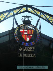Mercato De La Boqueria