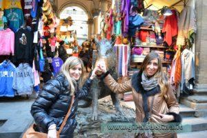 Mercato del Porcellino con Nicole Pasini