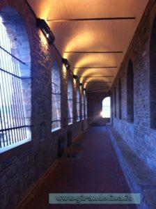 Il Camminamento di Ronda, nella Torre degli Arnolfi
