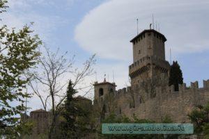La Seconda Torre, Castello della Cesta