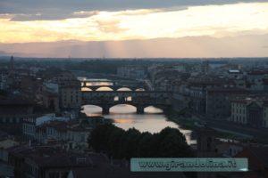 Firenze, dal Piazzale Michelangelo