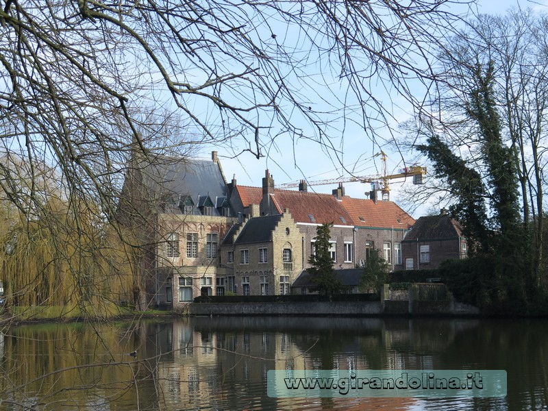 Il Minnewaterpark - Bruges