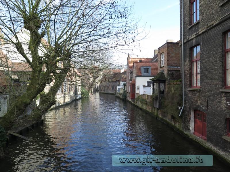 Crociera sui Canali di Bruges