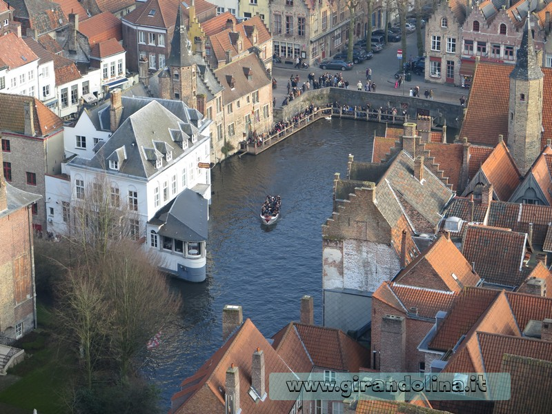 Panorama dal Belfort - Bruges