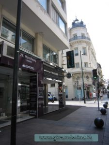 La Rue d'Antibes ,Cannes