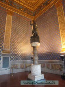 Sala dei Gigli, interno Palazzo Vecchio