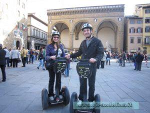 Tour di Firenze con Segway