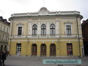 Il Palazzo della Filarmonica
