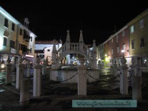 La Fontana da Ponte, Capodistria