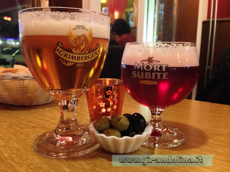 La Witbier/Biere Blanche e la Kriek