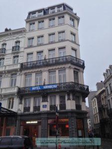 L' Hotel Mirabeau a Bruxelles