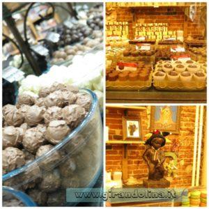 Le Boutique del cioccolato