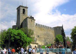 Prima Torre, Rocca Guita