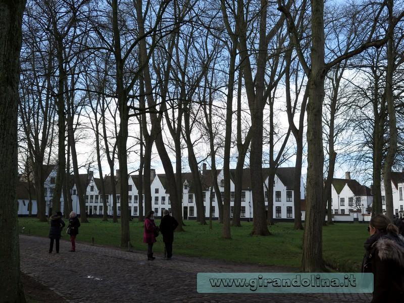 Bruges - Il Begijnhof