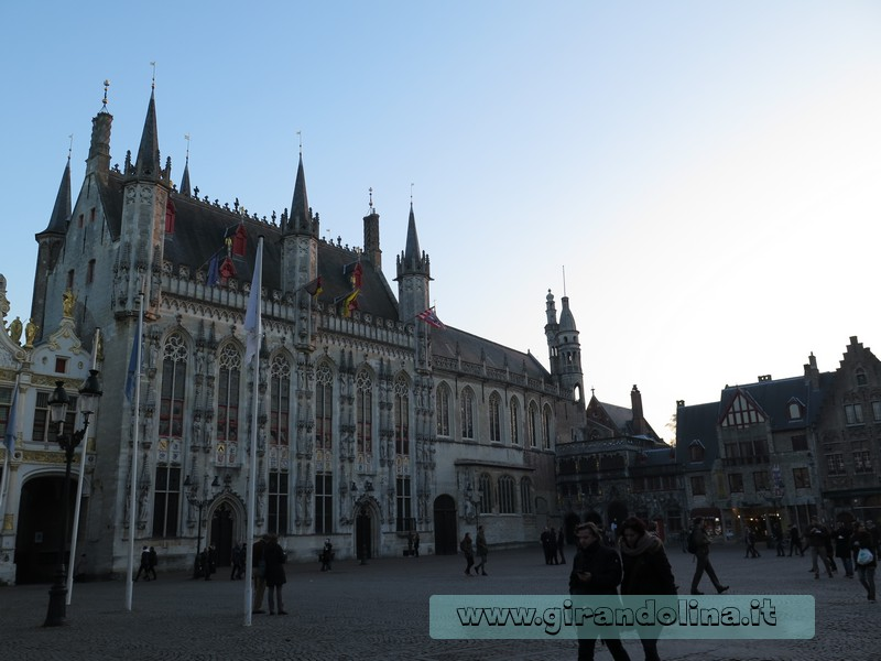 Bruges - Il Markt