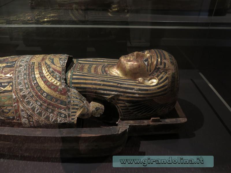 Il sarcofago della nutrice di Taharqa, Museo Archeologico Firenze