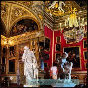 Sale interne di Palazzo Vecchio