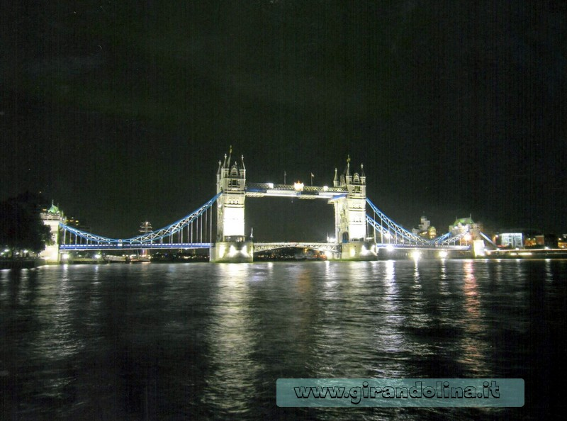 Tower Bridge, Londra, Regno Unito