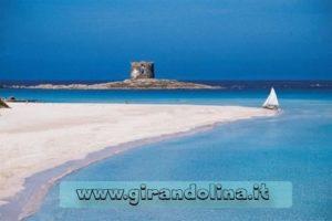 La Spiaggia della Pelosa a Stintino in Sardegna