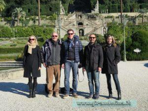 I Blogger del Blog Tour Pistoia Earth Garden 2014